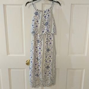Girls Size 12 Spaghetti Strap Dress
